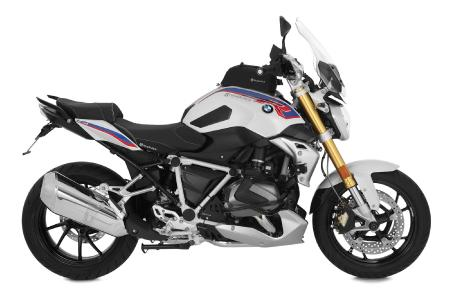 Roadster action: BMW R 1250 R with Wunderlich-components