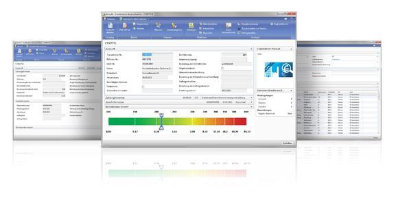 Ein Add-On für Microsoft Dynamics NAV integriert Bonitätsauskünfte direkt in die elektronischen Auftrags-, Produktions- und Lieferprozesse