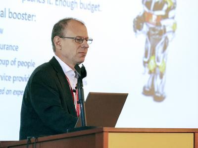 Joe Kunsch, AnalytiX Conferenz