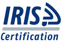 IRIS Certification Logo