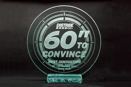 PhotoFast 60  Award in Distree 2013