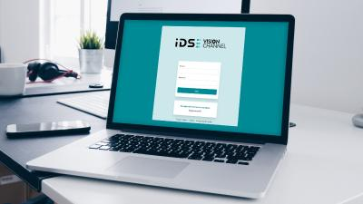 IDS Vision Channel – Plattform für digitale Live-Sessions und Networking