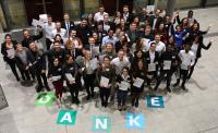 """Die 60 Stipendiatinnen und Stipendiaten der Hochschule Kaiserslautern sagen """"Danke"""""""