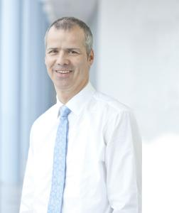 Oliver Ring, Senior Vice-President - Head of Global Logistics and Supply Chain / Foto: Festo