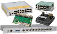 Flexibler, robuster managed Gigabit Switch mit grossem Temperatur- und Spannungs-Bereich