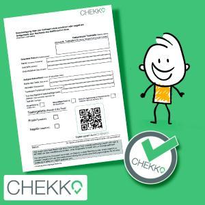 Mit CHEKKO den digitalen Testnachweis als PDF erhalten. Alle Dokumente sind verifiziert und fälschungssicher.