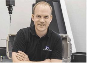 Christian Klostermann im Interview mit Quality Engineering.  Christian Klostermann ist Geschäftsführer von Klostermann Ingenieurbüro und Vertriebsgesellschaft in Remscheid