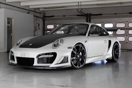 The TECHART GTStreet Design Line for the Porsche 911 Turbo and GT2/GT2 RS