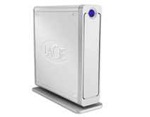 LaCie Introduces the Ethernet Disk mini: