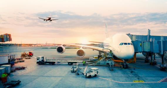 Die Luftfahrtindustrie durchlebt immer noch schwere Zeiten.