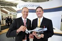 Med-Trans Corporation Orders 16 EC135s to Support Expanding Business Model