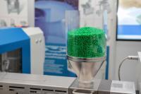 Extruder Polymer Plastic Granules shutterstock
