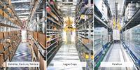 [PDF] Die 3D-MATRIX Solution® steht für hochdynamische Systemlösungen zur Lagerung und Kommissionierung von Behältern/Kartons/Tablare, Lagen-Trays und Paletten