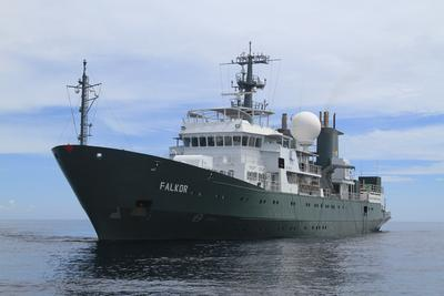 ZUWA supports the Schmidt Ocean Institute on its research missions