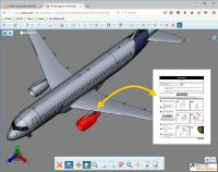 Service applications need fast 3D CAD visualization power & hyperlinking capabilities