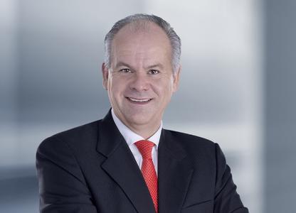 Christoph Caselitz, Geschäftsführer Vertrieb International bei Rittal in Herborn