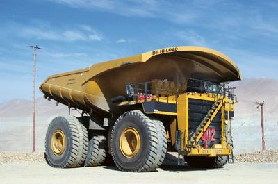 When the going gets tough: XAR® heavy plate for mining machinery