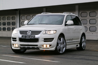 Stronger and faster: The new VW Touareg Facelift from JE DESIGN