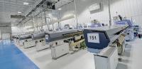Mehr als verdoppeln soll sich in Zukunft der Maschinenpark bei Leipold Inc.. (Foto: Leipold Gruppe)