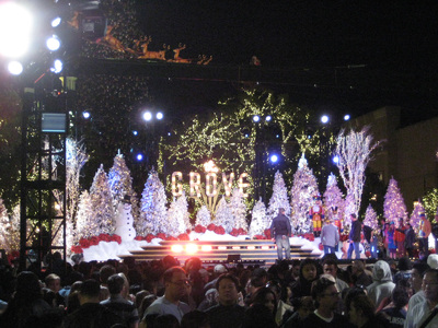Grove Tree Lighting Overview
