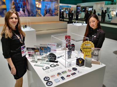 LG G6 sorgt für Awards-Rekord