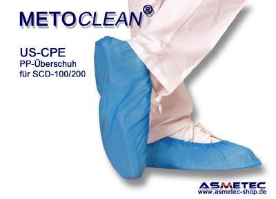 METOCLEAN Überschuhe CPE
