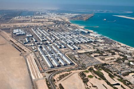 Emirates Global Aluminium, Jebel Ali, UAE