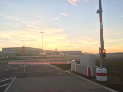 LaseALD – Installation at Cologne-Bonn-Airport