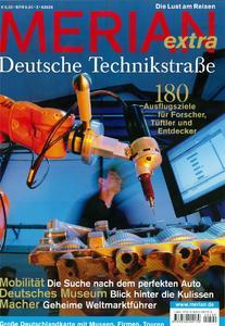 """Rittal ist eins der 180 Highlights, das im Merian Sonderheft """"Deutsche Technikstraße"""" vorgestellt wird"""