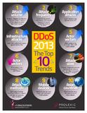 Prolexic Publishes Top 10 DDoS Attack Trends for 2013
