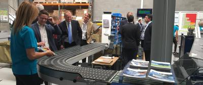 Successful open house event at Printondemand in England