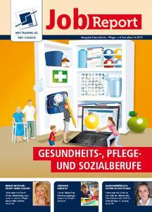 WBS Jobreport Gesundheit-Pflege-Sozial-Berufe