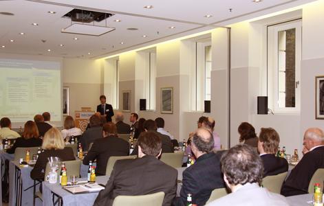 KOGIT Compliance Identity Forum in Frankfurt.