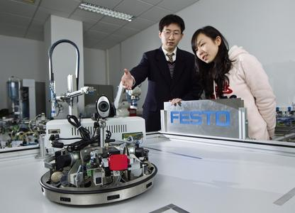 Festo Didactic: Große Nachfrage in China