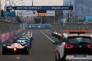 Beijing ePrix, Start, BMW i3 Medical Car, Photo: Formula E
