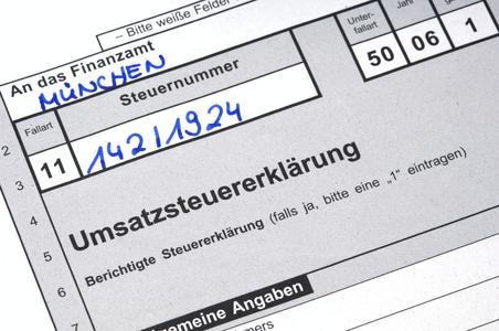 Umsatzsteuer in SAP