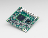 New COM-Express Compact Module Targets Low Power Performance Applications
