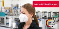 """Maschinenbauunternehmen Gehring bringt hochwertige Dekra-zertifizierte partikelfilternde Halbmasken (FFP2) """"Made in Germany"""" auf den Markt"""