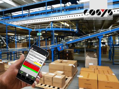 COSYS Logistik und Transport Management Software