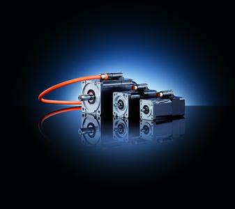 Advanced communication and wiring technology: DYNASYN motors of AMK with Hiperface DSL and single-cable wiring technology