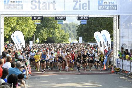 Am 9. Und 10. September geht der ebm-papst Marathon in die 22. Runde
