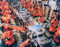 ABB wins frame order for 2,100 robots