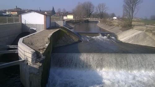 Wasserkraftwerk Carpianello von Green City Energy