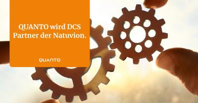 QUANTO wird DCS Transformations-Partner der Natuvion