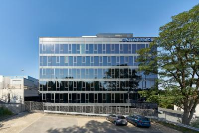 OTTO FUCHS office building and production hall, Meinerzhagen: Innovative by nature