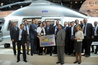 UTair Aviation signs a firm order for 15 Eurocopter EC175 helicopters