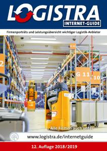 LOGISTRA Internet-Guide Cover