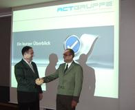 """ACT auf dem 56. GSE Arbeitskreis """"Systems Management Tivoli Deutschland"""""""