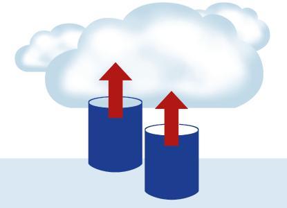 Mit Azure SQL Database Managed Instance können können vorhandene Anwendungen und Datenbanken erstmals ohne Umprogrammierungen und Code-Anpassungen in die Cloud migriert werden. (Grafik: ORAYLIS)