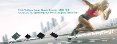 Alternative  Super Junction Power MOSFETs für die Leistungselektronik
